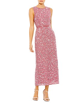 Mac Duggal - Embellished Column Dress