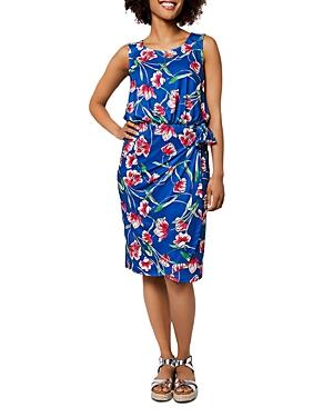 Helene Blouson A-Line Dress