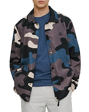 Eleven Paris Camo Shell Jacket