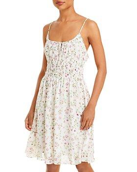 Lucy Paris - Floral Mini Dress