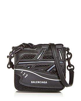Balenciaga - Track Sneak Crossbody Wallet