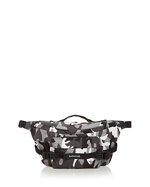 Balenciaga Camo Print Belt Bag