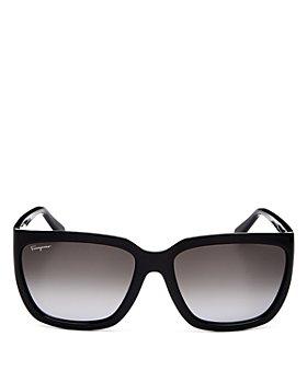 Salvatore Ferragamo - Women's Square Sunglasses, 59mm