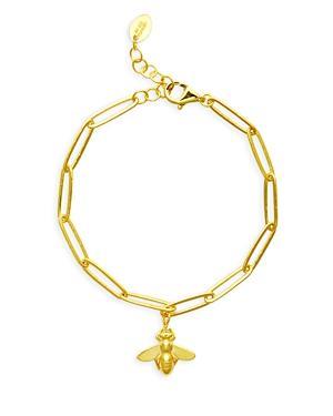 Bee Charm Bracelet