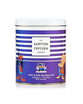 The Hampton Popcorn Company - White and Dark Chocolate Swirl Gourmet Popcorn - 100% Exclusive