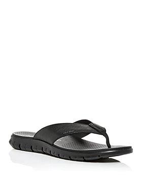 Cole Haan - Men's ZeroGrand Thong Sandals