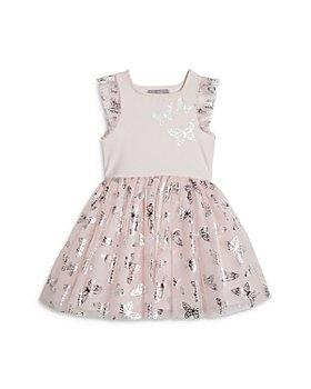 Pippa & Julie - Girls' Butterfly Tutu Dress - Little Kid