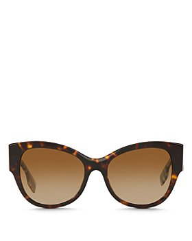 Burberry - Women's Butterfly Sunglasses, 54mm