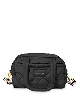 MARC JACOBS - Diamond Quilted Small Weekender