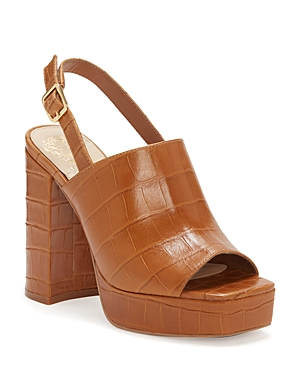 Vince Camuto Women's Sovetta High Heel Slingback Sandals
