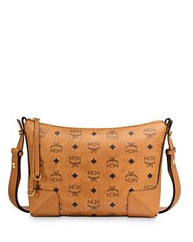 MCM - Klara Visetos Medium Shoulder Bag