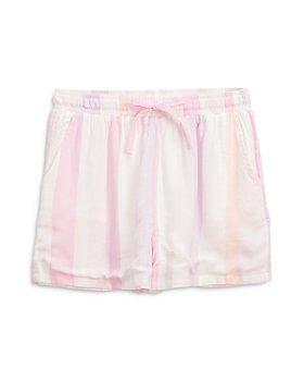 Splendid - Girls' Cali Striped Shorts - Big Kid