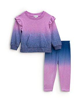 Splendid - Girls' Dip Dyed Hacci Top & Pants Set - Baby