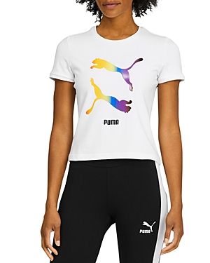 Puma Pride Fitted Tee