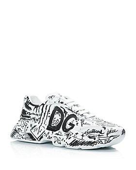 Dolce & Gabbana - Men's Daymaster Low Top Sneakers