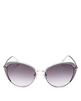Alexander McQUEEN - Women's Cat Eye Sunglasses, 59mm