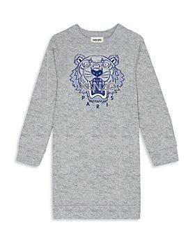 Kenzo - Girls' Tiger Sweater Dress - Little Kid, Big Kid