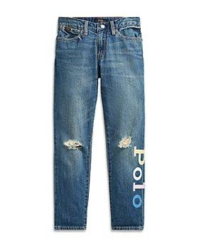 Ralph Lauren - Girls' Polo Slim Boyfriend Fit Astor Jeans - Little Kid, Big Kid
