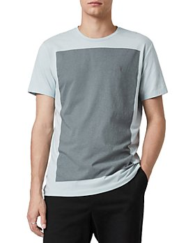 ALLSAINTS - Lobke Cotton Color Blocked Embroidered Logo Tee