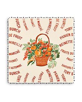 Tory Burch - Fruit Basket Cotton Scarf
