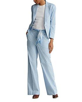 Polo Ralph Lauren - Chambray Cotton Blazer and Pants