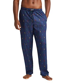 Polo Ralph Lauren - Cotton Signature Pony Print Relaxed Fit Pajama Pants