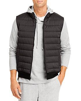 Vince - Slim Fit Quilted Vest