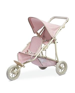 Teamson Olivia's Little World, Baby Doll Twin Jogging Stroller