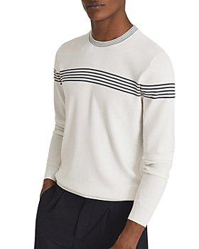 REISS - Pheonix Striped Sweater