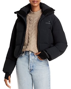The Arrivals - Aer Alpine Down Puffer Coat