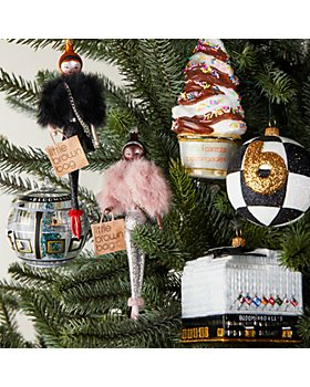Bloomingdale's - Store Shopping Ornament - 100% Exclusive