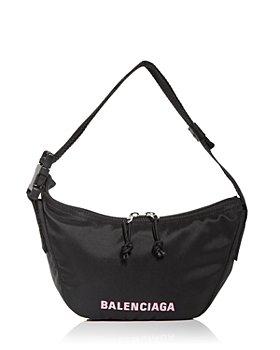 Balenciaga - Wheel Recycled Sport Nylon Shoulder Bag