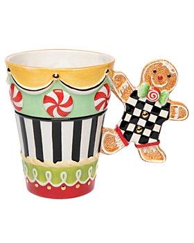 Mackenzie-Childs - Candy Cottage Mug