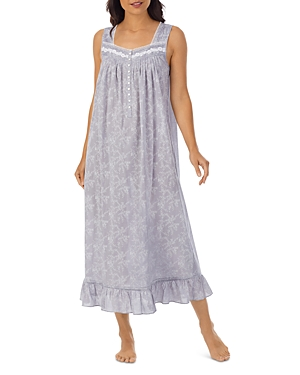 Cotton Chambray Ballet Nightgown
