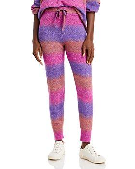 AQUA - Space Dyed Jogger Pants - 100% Exclusive