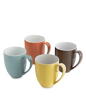 Nambé - Pop Color Mugs, Set of 4