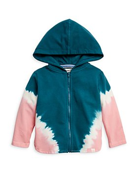Sovereign Code - Girls' Tie Dyed Hoodie - Baby