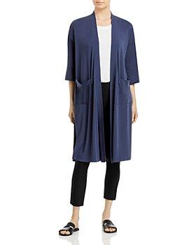 Eileen Fisher - Short Sleeve Boxy Jacket