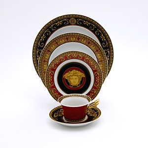 Rosenthal Meets Versace Medusa Low Teacup