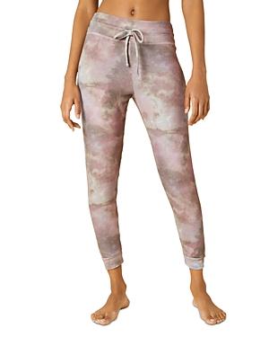 Beyond Yoga Printed Lounge Around Sweatpants