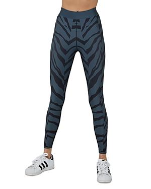 Wild Zebra Leggings
