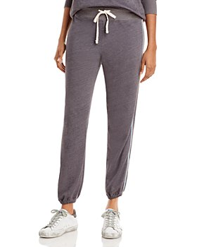 Sundry - Side Vertical Striped Sweatpants