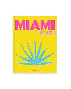 Assouline Publishing - Miami Beach Hardcover Book
