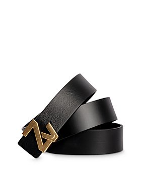 Zadig & Voltaire - Initiale Leather Belt