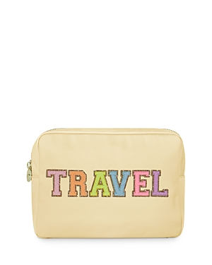 Stoney Clover Lane Travel Large Zip Pouch