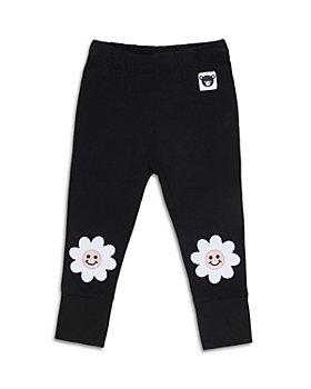 Huxbaby - Girls' Daisy Patch Pants - Baby