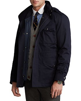 Polo Ralph Lauren - Twill Field Jacket & Quilted Liner