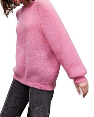 Gerard Darel Leonie Raglan Sleeve Sweater