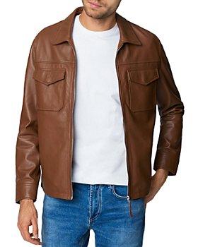 BLANKNYC - Fully Loaded Leather Jacket