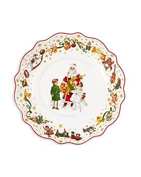 Villeroy & Boch - Annual Christmas Salad Plate 2021